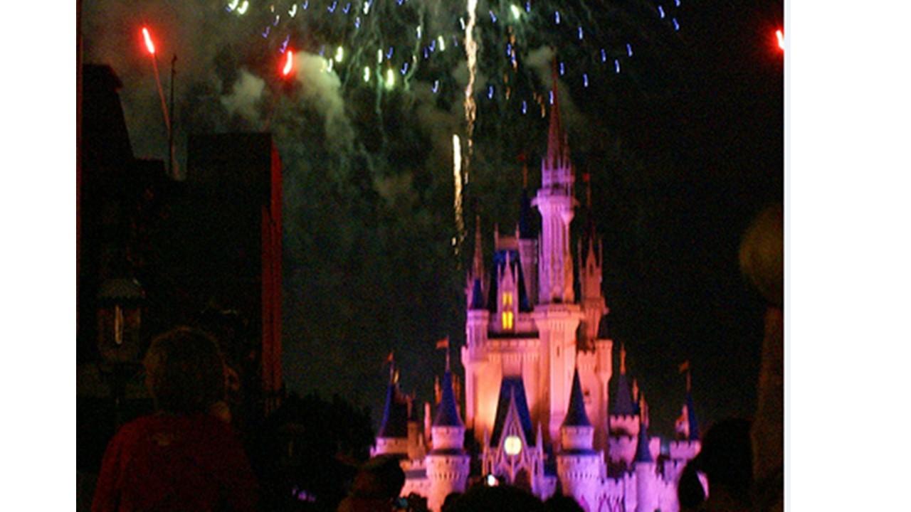 Magic Kingdom 4th of July