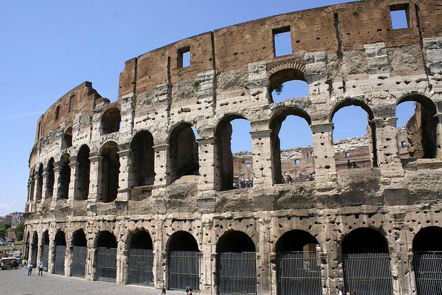 Rzym Koloseum