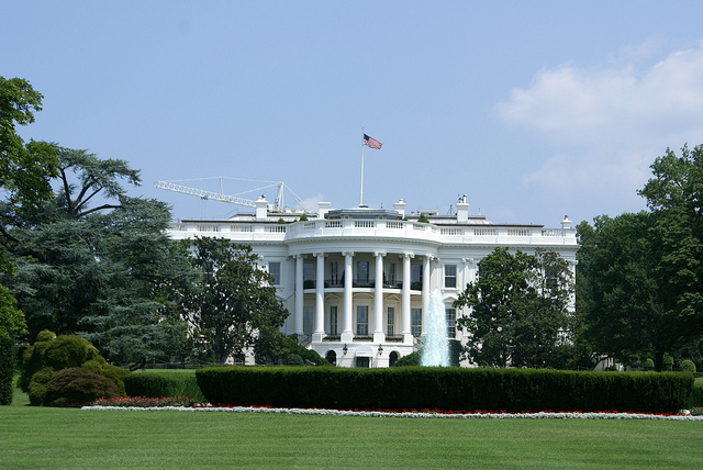 White House Waszyngton