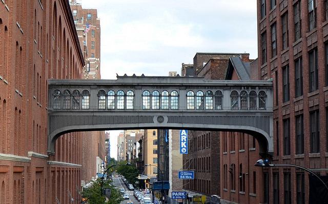 Chelsea Market Manhattan Nowy Jork