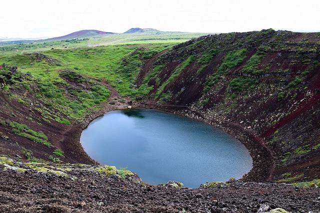 Islandia, Kerið (Kerid)