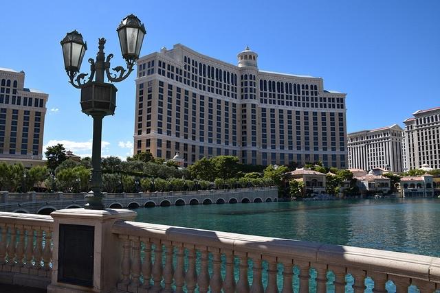 Las Vegas The Strip Bellagio