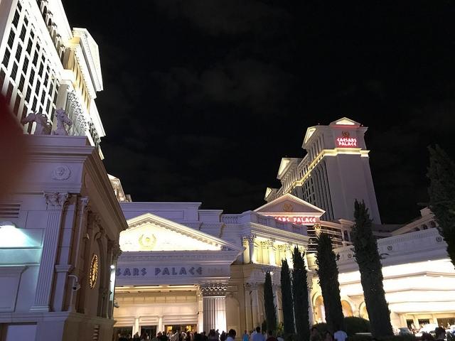 Las Vegas The Strip Caesars Palace