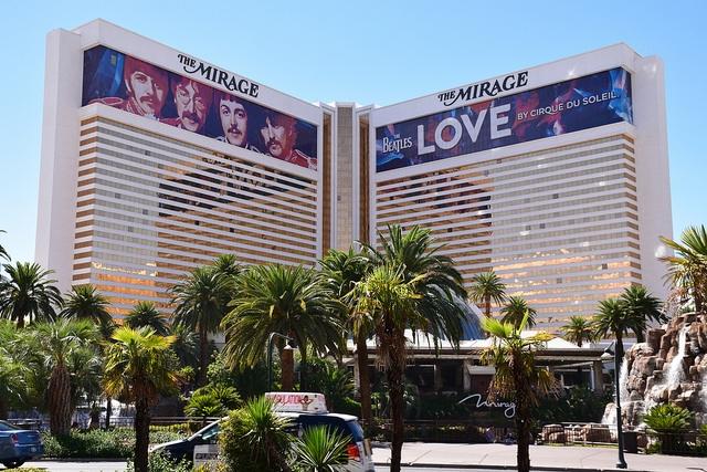 Las Vegas The Strip Mirage