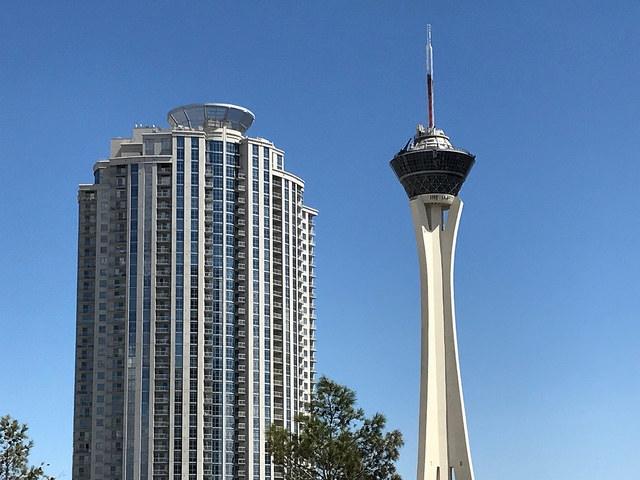 Las Vegas The Strip Stratosphere