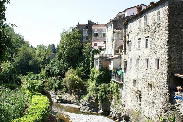 Bagnone Toskania Włochy