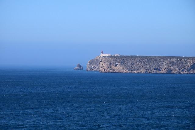 Cabo de San Vicente Algarve Portugalia