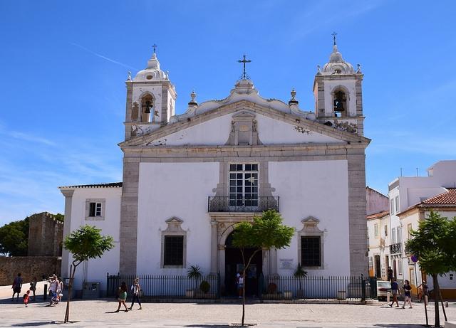 Lagos Algarve Portugalia