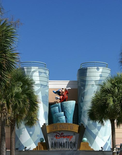 Disney's Hollywood Studios Orlando Animation