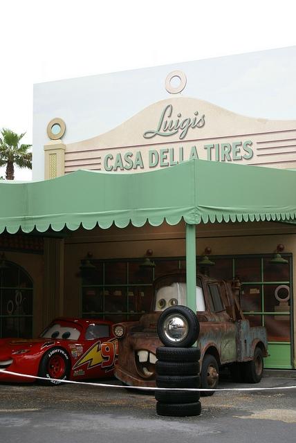 Disney\'s Hollywood Studios Orlando Cars
