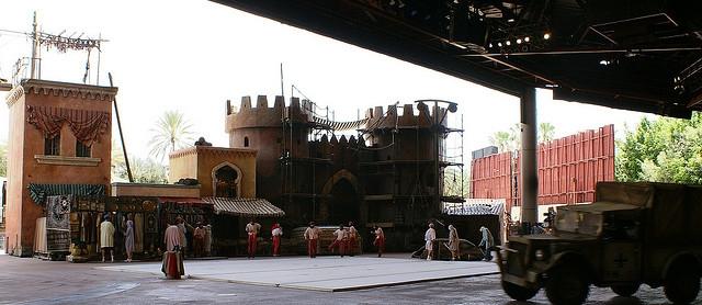 Disney's Hollywood Studios Orlando Indiana Jones