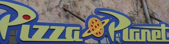Disney's Hollywood Studios Orlando Pizza Planet