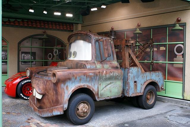 Disney's Hollywood Studios Orlando Złomek