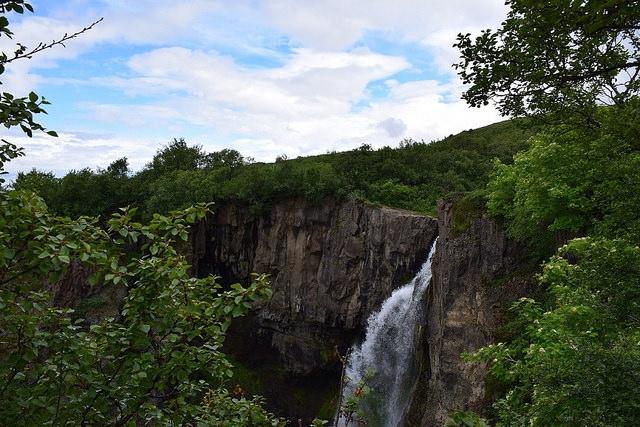 Islandia, Park Narodowy Skaftafell