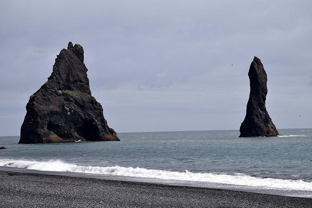 Islandia, Reynisfjara