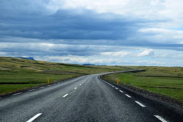 Islandia, Golden Circle, droga nr 365