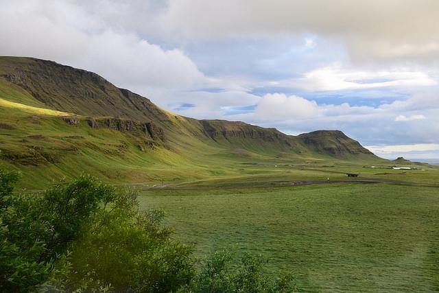 Islandia, Kidafell