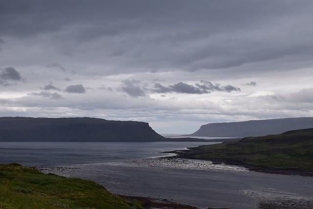 Islandia, Fiordy Zachodnie
