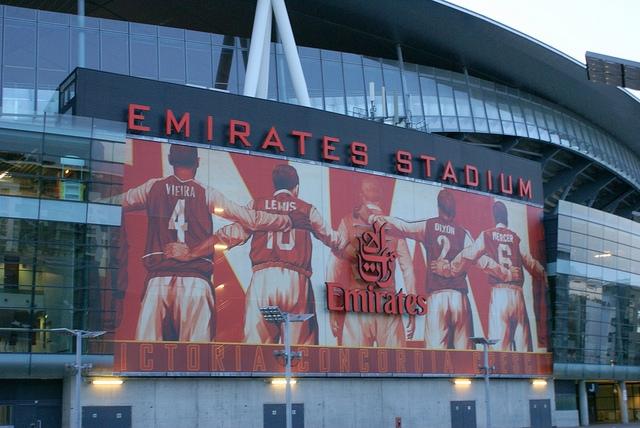 Londyn Stadion Emirates