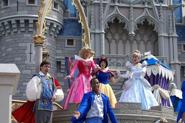 Magic Kingdom Orlando Dream Along With Mickey Show