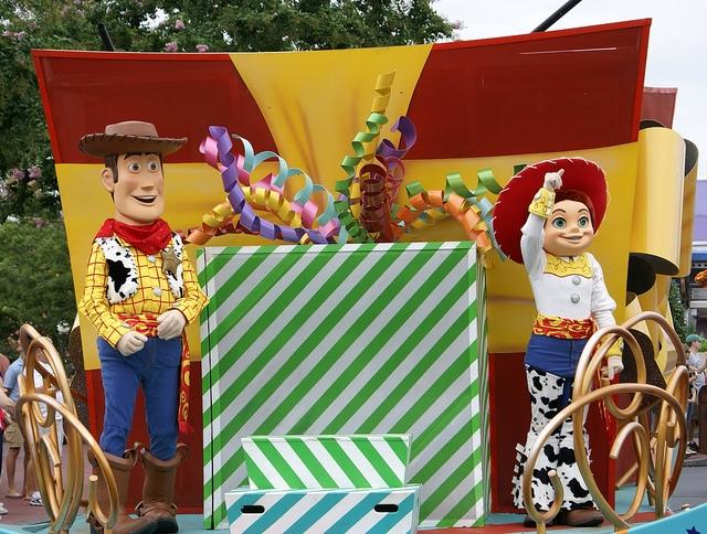 Magic Kingdom Orlando Parada