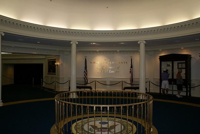 Magic Kingdom Orlando The Hall of Presidents
