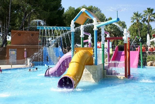 Aquapark Majorka