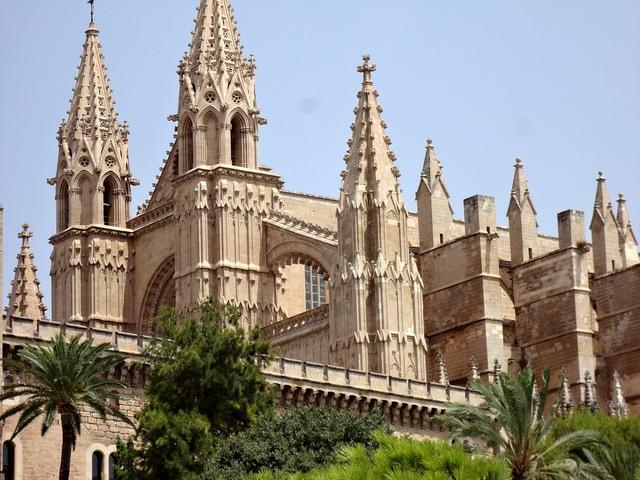 Katedra w Palmie Majorka