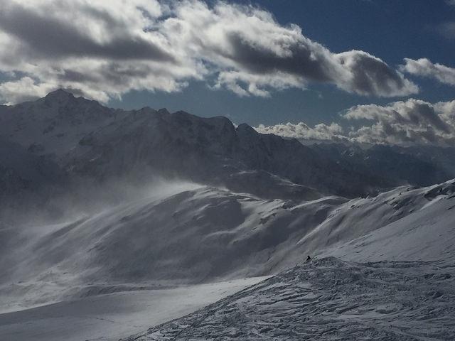 Passo del Tonale, Val di Sole, Włochy