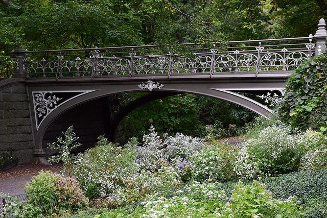 Nowy Jork Central Park Bridge No. 24