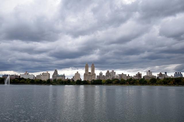 Nowy Jork Central Park Jacqueline Kennedy Onassis Reservoir (1)