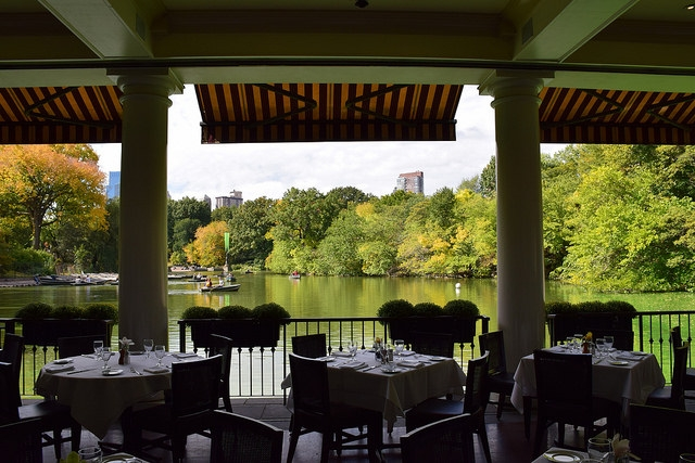 Nowy Jork Central Park Loeb House Restaurant