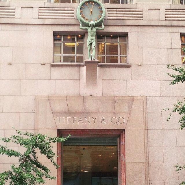 Nowy Jork Tiffany & Co. 727 5th Ave
