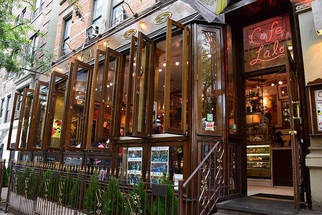 Nowy Jork Cafe Lalo Manhattan