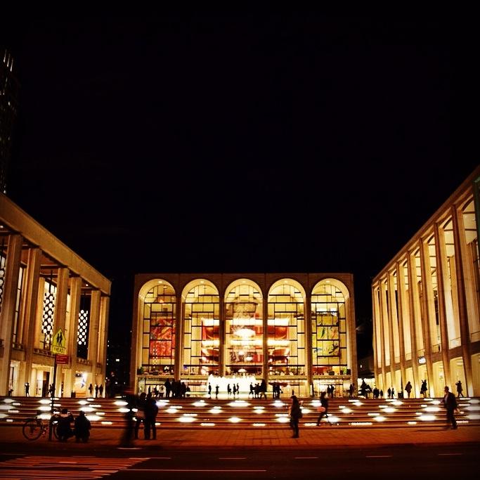 Nowy Jork Lincoln Center