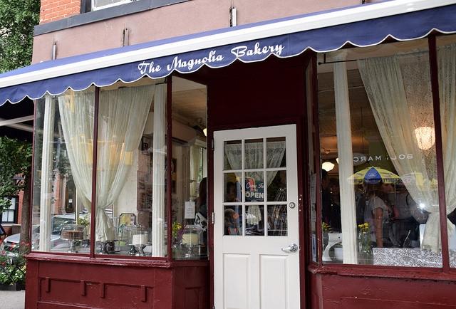 Magnolia Bakery Bleecker Street Manhattan Nowy Jork