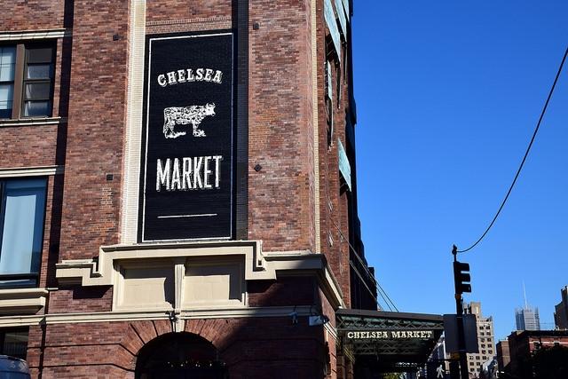 Nowy Jork Manhattan Chelsea Market