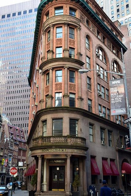 Nowy Jork Manhattan Delmonico's