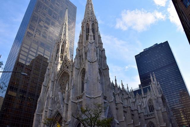 Nowy Jork Manhattan St Patrick Cathedra