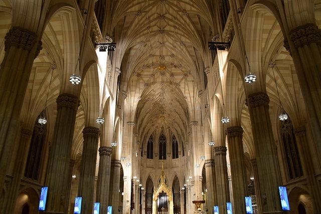 Nowy Jork Manhattan St Patrick Cathedral