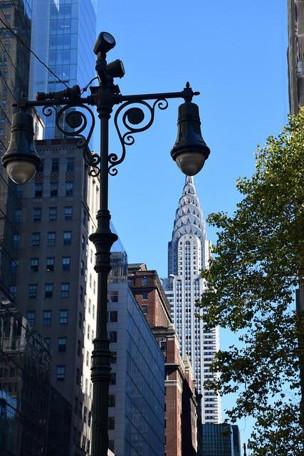 Chrysler Building, Nowy Jork, USA