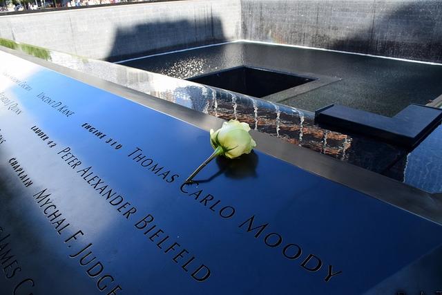 Nowy Jork 9.11 Memorial