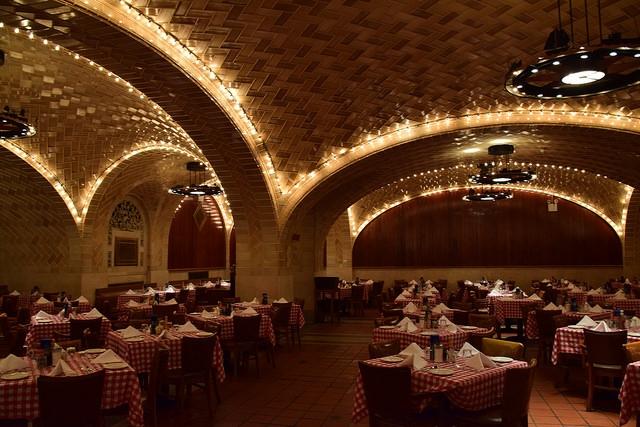 Nowy Jork Grand Central Terminal Oyster Bar