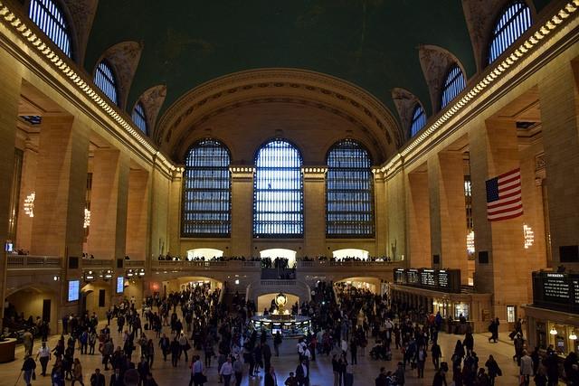 Nowy Jork Grand Central Terminal