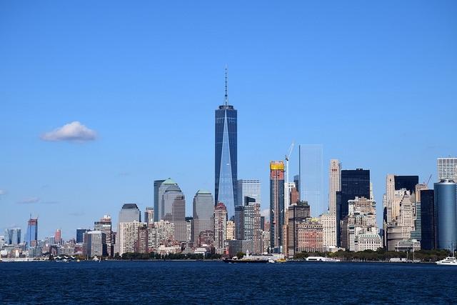 Nowy Jork, Manhattan, USA