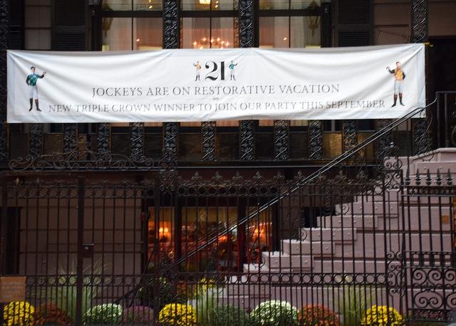 Nowy Jork, Manhattan 21 Club, USA