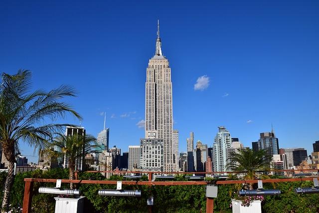 Nowy Jork, Manhattan, 230 5th Ave Bar, USA
