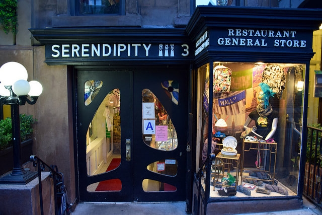 Nowy Jork Manhattan Serendipity 3