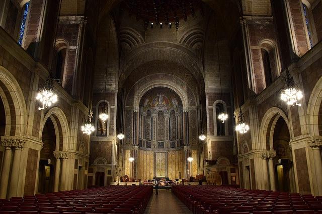 Nowy Jork, St. Bartholomew\'s Church, Manhattan, USA