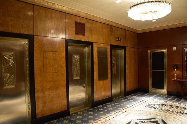 Nowy Jork, The Waldorf Astoria, Manhattan, USA